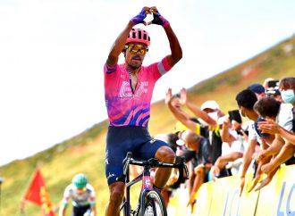 Daniel Martínez se alista para disputar la Vuelta a España