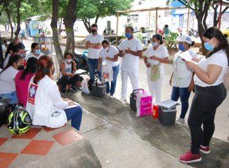 Administración Municipal inició jornadas de vacunación contra la rabia en personas en Neiva