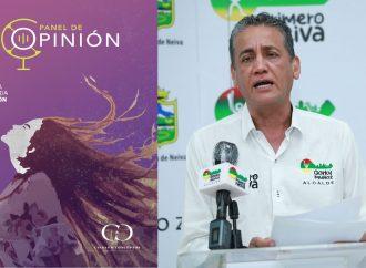 ¿Cómo le fue al alcalde de Neiva en el Panel de Opinión 2020 de Cifras & Conceptos?