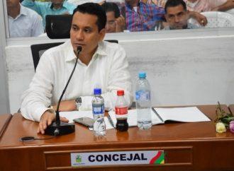Concejal Johan Ortíz propone pruebas gratis de Covid-19 para neivanos