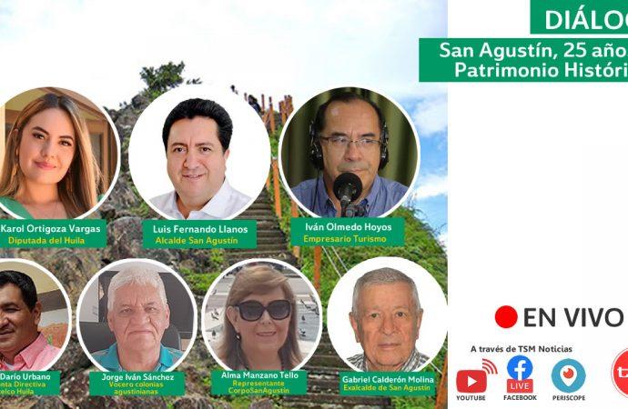 Diálogo | San Agustín, 25 años de Patrimonio Histórico
