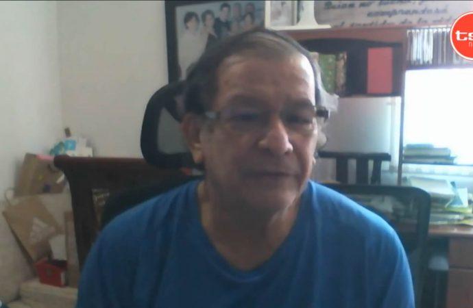 Entrevista | Miller Dussán, dirigente social y académico