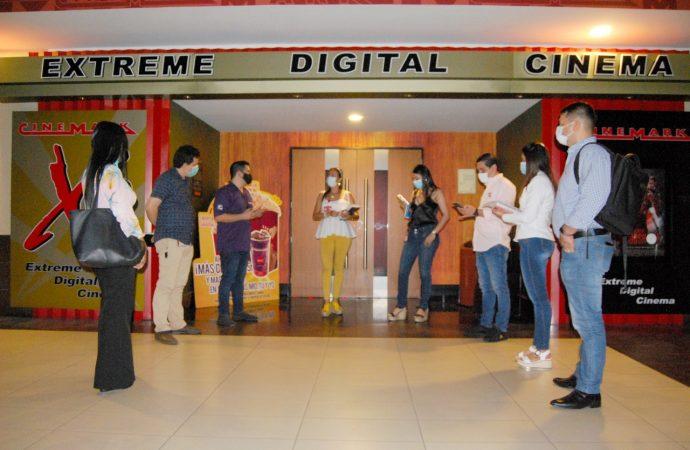 Regresa el cine: Alcaldía de Neiva autorizó reapertura de Cinemark