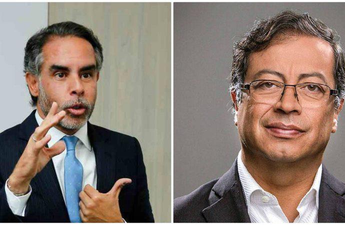Senador Armando Benedetti hará campaña por Gustavo Petro