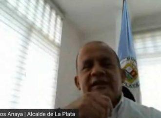 Entrevista | Luis Carlos Anaya, alcalde de La Plata, Huila