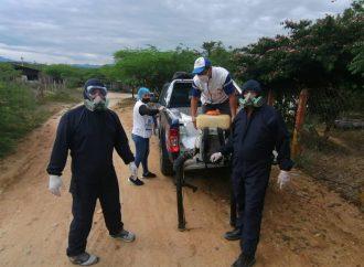 Inician en Neiva, jornadas de fumigación contra el Dengue