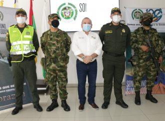 Trabajo conjunto entre la Alcaldía de Neiva, Policía y Ejército, permitió captura de uno de los más buscados