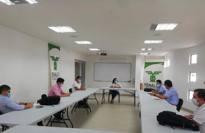 Concejales de Neiva y Fenalco, se reúnen para decretar acuerdos sobre la reactivación económica