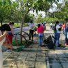 Después de La Toma, ahora Las Ceibas embellece la Avenida Inés García de Durán