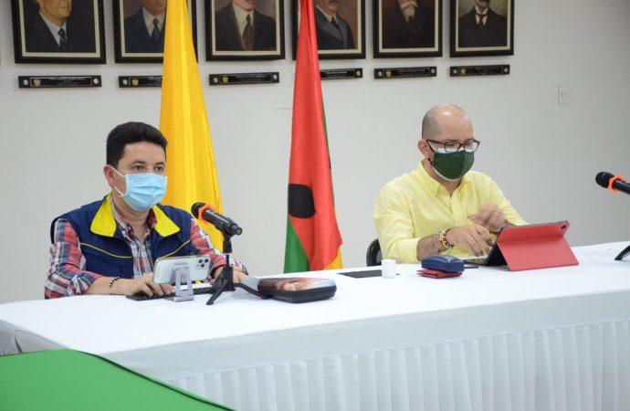 Se extiende hasta finales de mayo emergencia sanitaria en el Huila