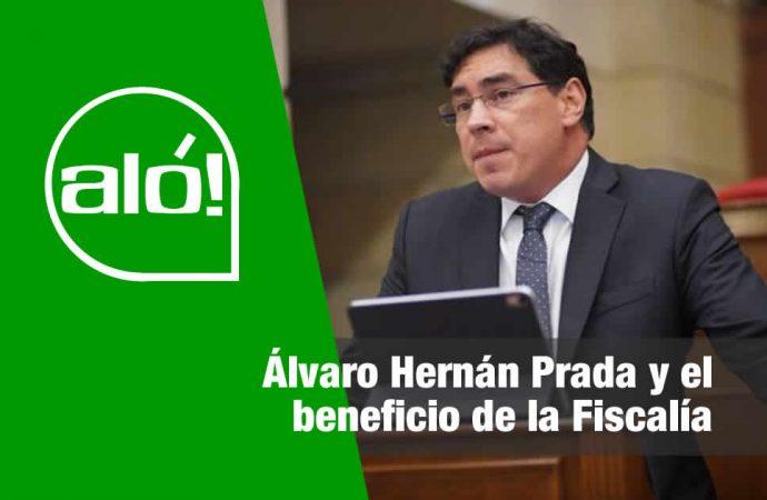 Aló: Álvaro Hernán Prada y el beneficio de la Fiscalía