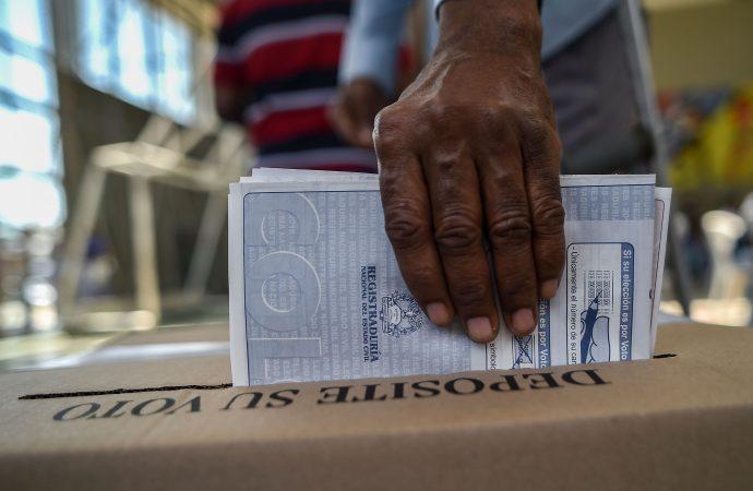 Listos calendarios para tres procesos electorales en Colombia