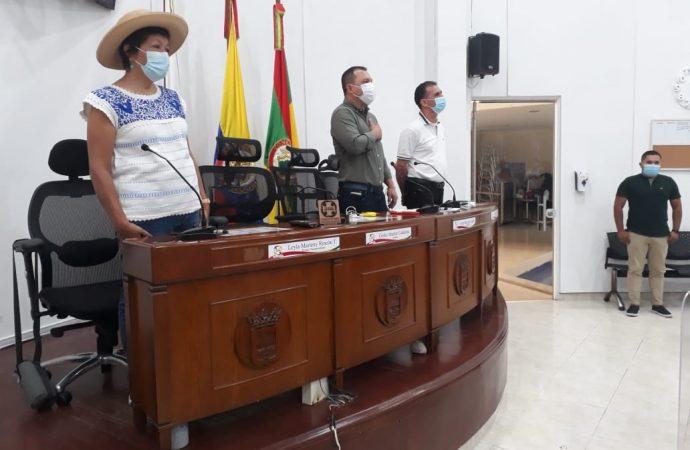 Por covid-19, concejales sesionarán desde la virtualidad