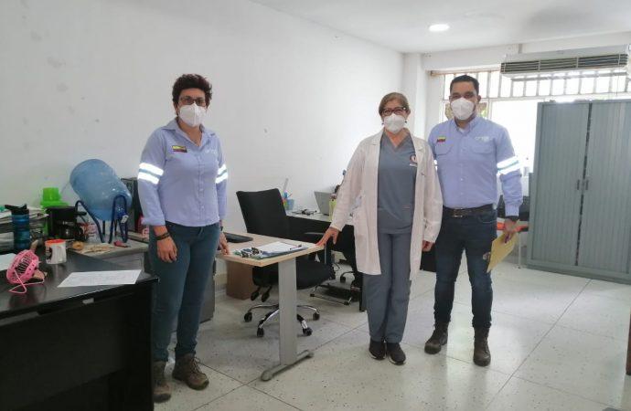 Con donación de mobiliario, Enel-Emgesa contribuye al fortalecimiento del Hospital San Vicente de Paul