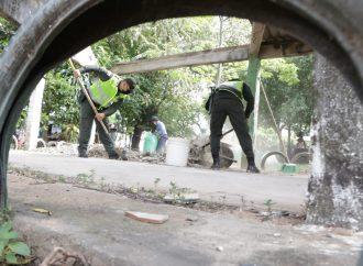 En marcha estrategia para recuperar espacios públicos inseguros en Neiva