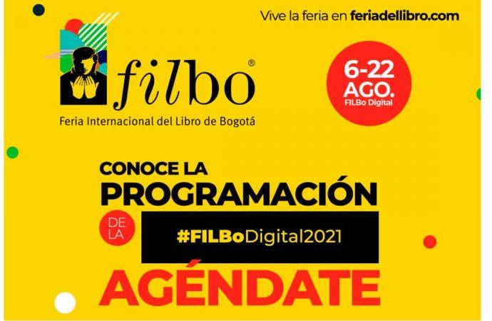 FILBo digital 2021 presenta una completa y diversa programación para todos los públicos