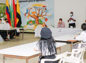 Instituciones educativas de Neiva, volverán de forma gradual a las aulas: SecreEducación