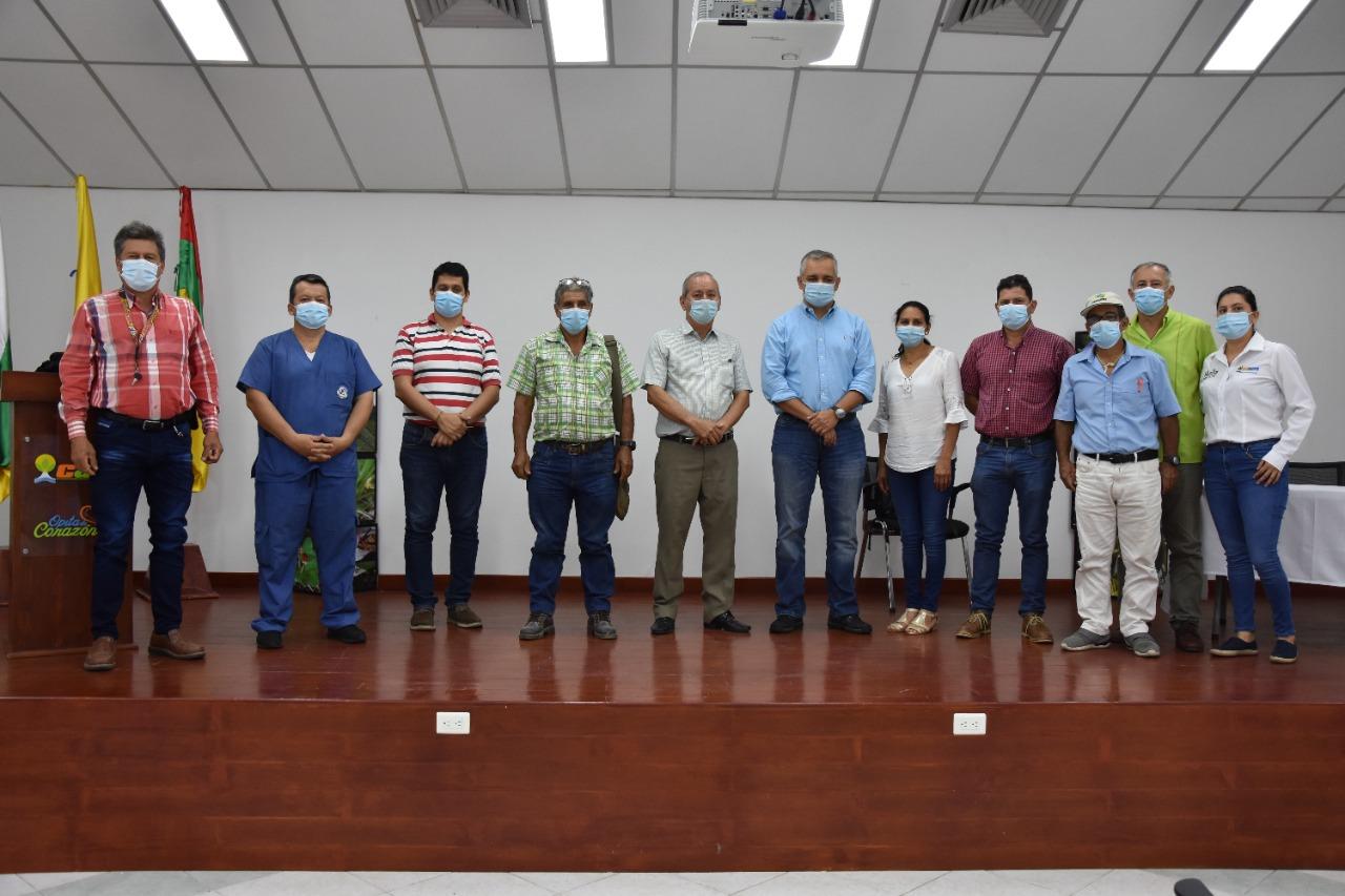 Cacaoteros firmaron agenda por la sostenibilidad