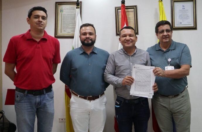 Concejo de Neiva firma convenio de cooperación académica con la Universidad Surcolombiana