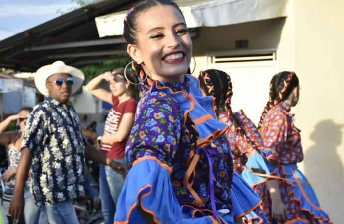 Entrevista | Saray Natalia Dávila García, bailarina Fundación Cultural Raíces Folclóricas