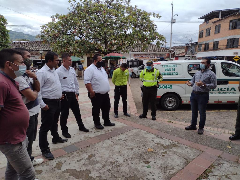 Campaña de seguridad vial llegó a Timaná
