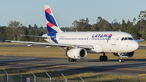 Aerolínea LATAM regresa con ruta Neiva-Bogotá-Neiva