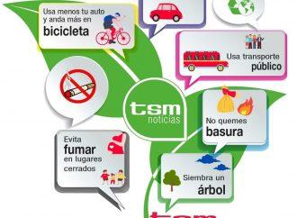 Tips TSM para un aire más limpio
