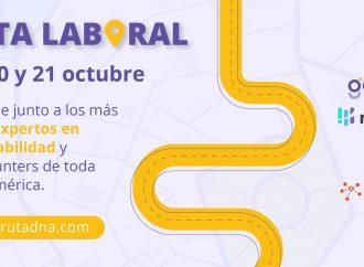 Inscripciones abiertas para la 3° edición de Ruta Laboral, el mayor evento gratuito de empleabilidad de Latinoamérica.