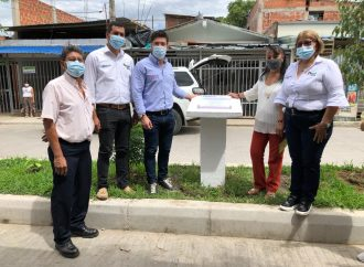 Alcaldía y Ministerio de Vivienda entregan vías de proyecto mejoramiento integral barrial