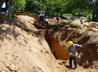Villa Alejandra y los Cipreses tendrán optimización de alcantarillado